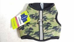 HARNESS TOP PAW VEST HARNESS XSMALL REFLECTIVE Camo Black  G