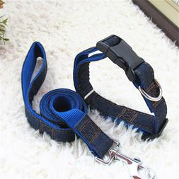 Jean Nylon <font><b>small</b></font> dog <font><b>harness</b