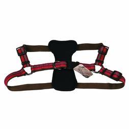 k9 explorer reflective dog harness berry 20