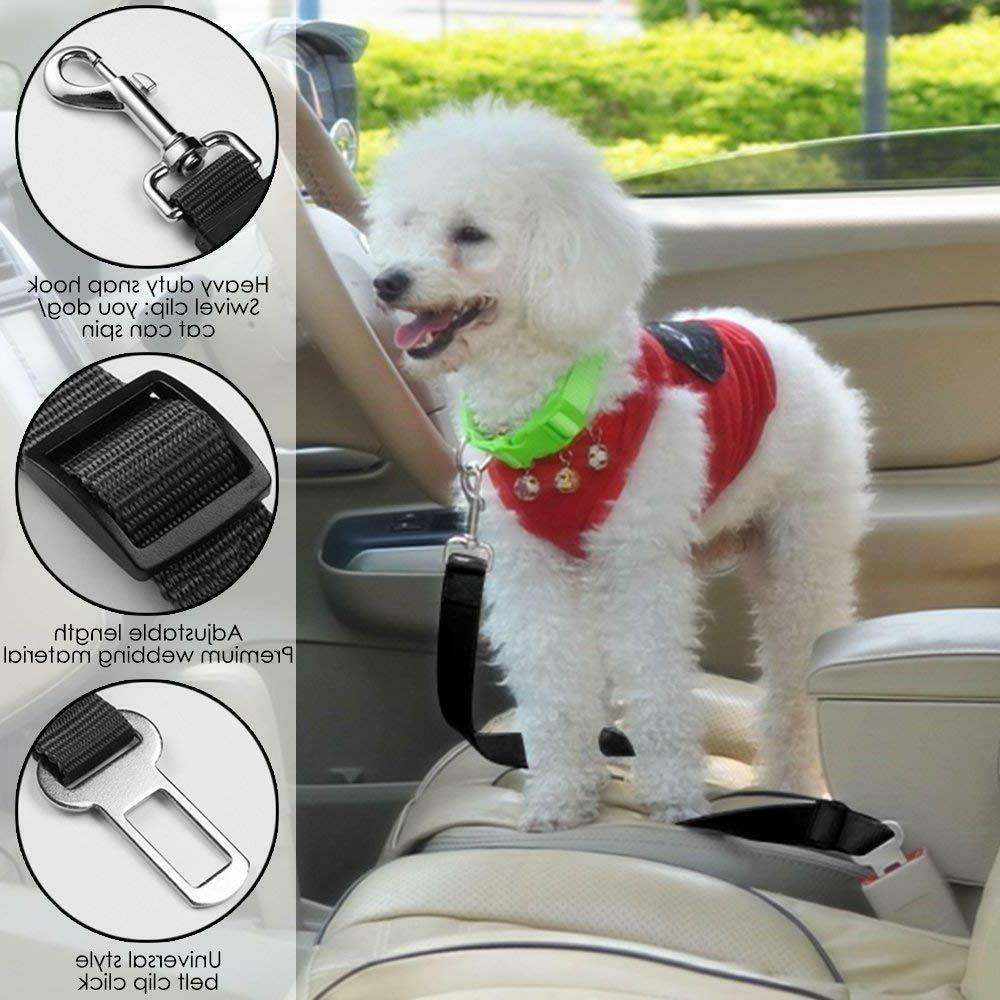 2 Dog Pet Safety Clip for