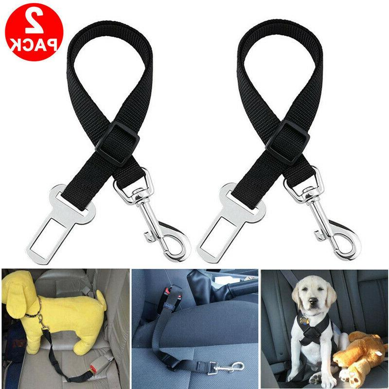 2 Pet Car Seat Harness