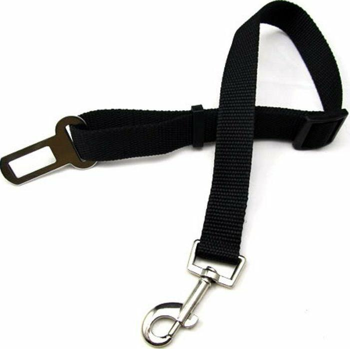 2x Dog Pet Safety Seatbelt for Vehicle Harness Lead