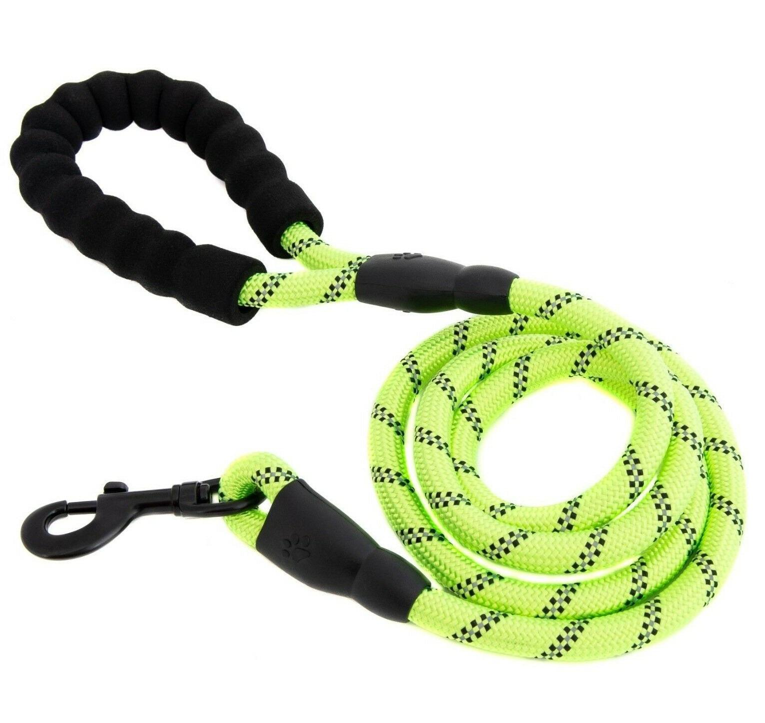 Large Heavy Duty Dog with Handle for Training Walking