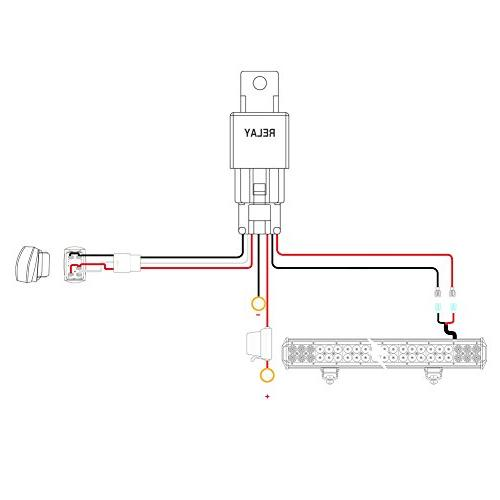 Position Rocker Switch Wiring Diagram V on