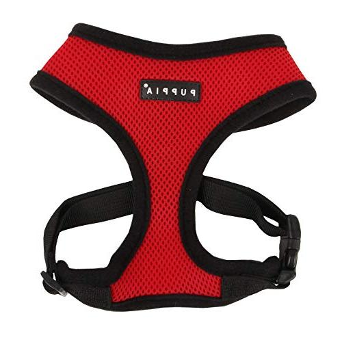 authentic soft dog harness
