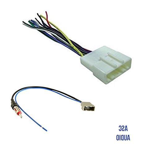 car stereo radio wire harness