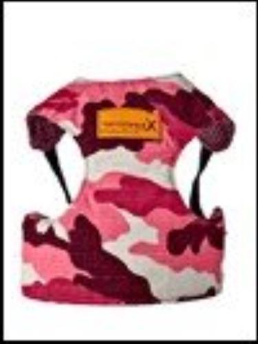 comfort harness pink camo 14 18 lbs