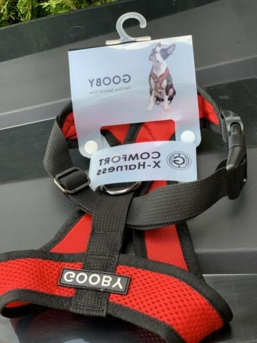 comfort x no pull dog harness size