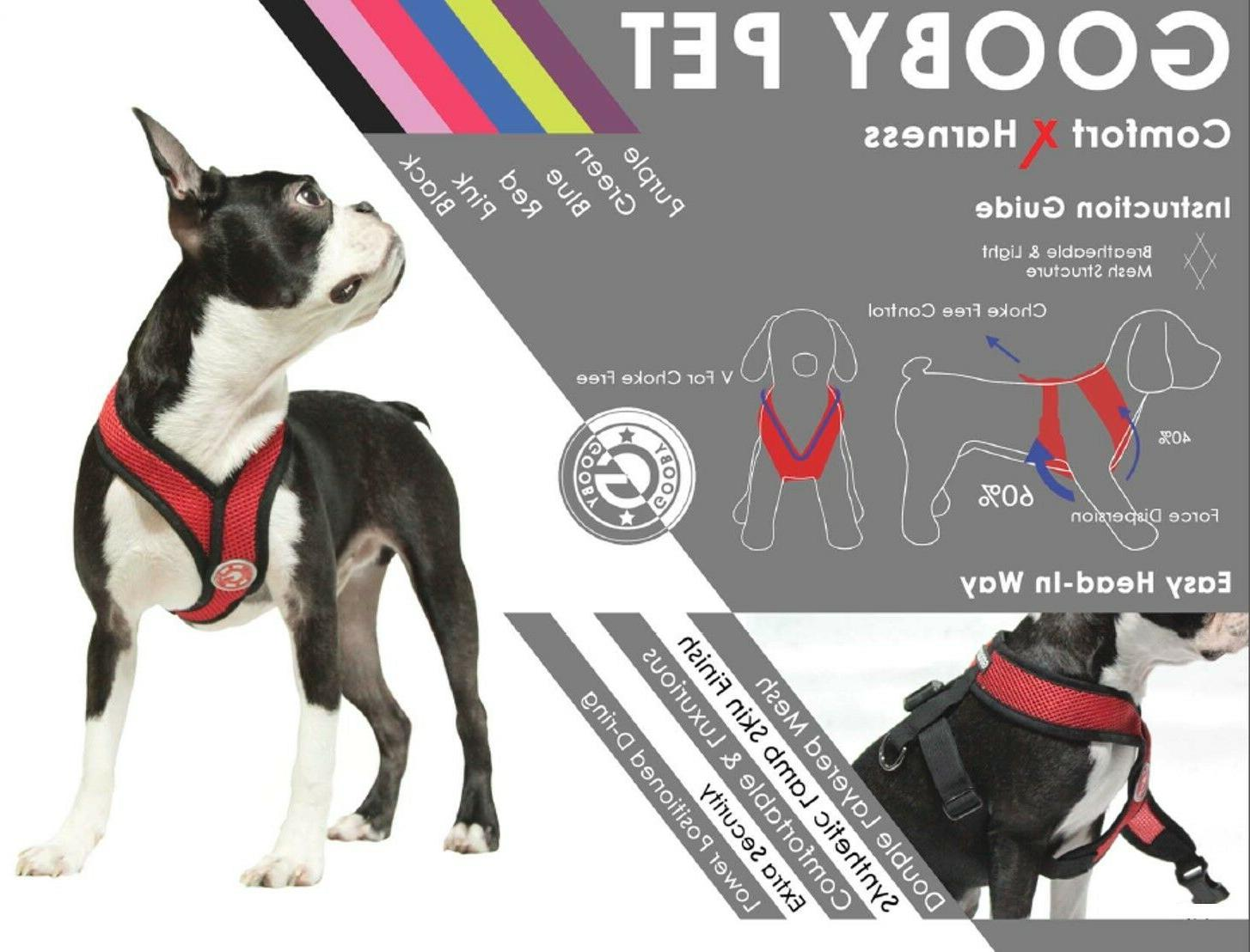 Gooby Comfort Breed Dog Free - Small M L