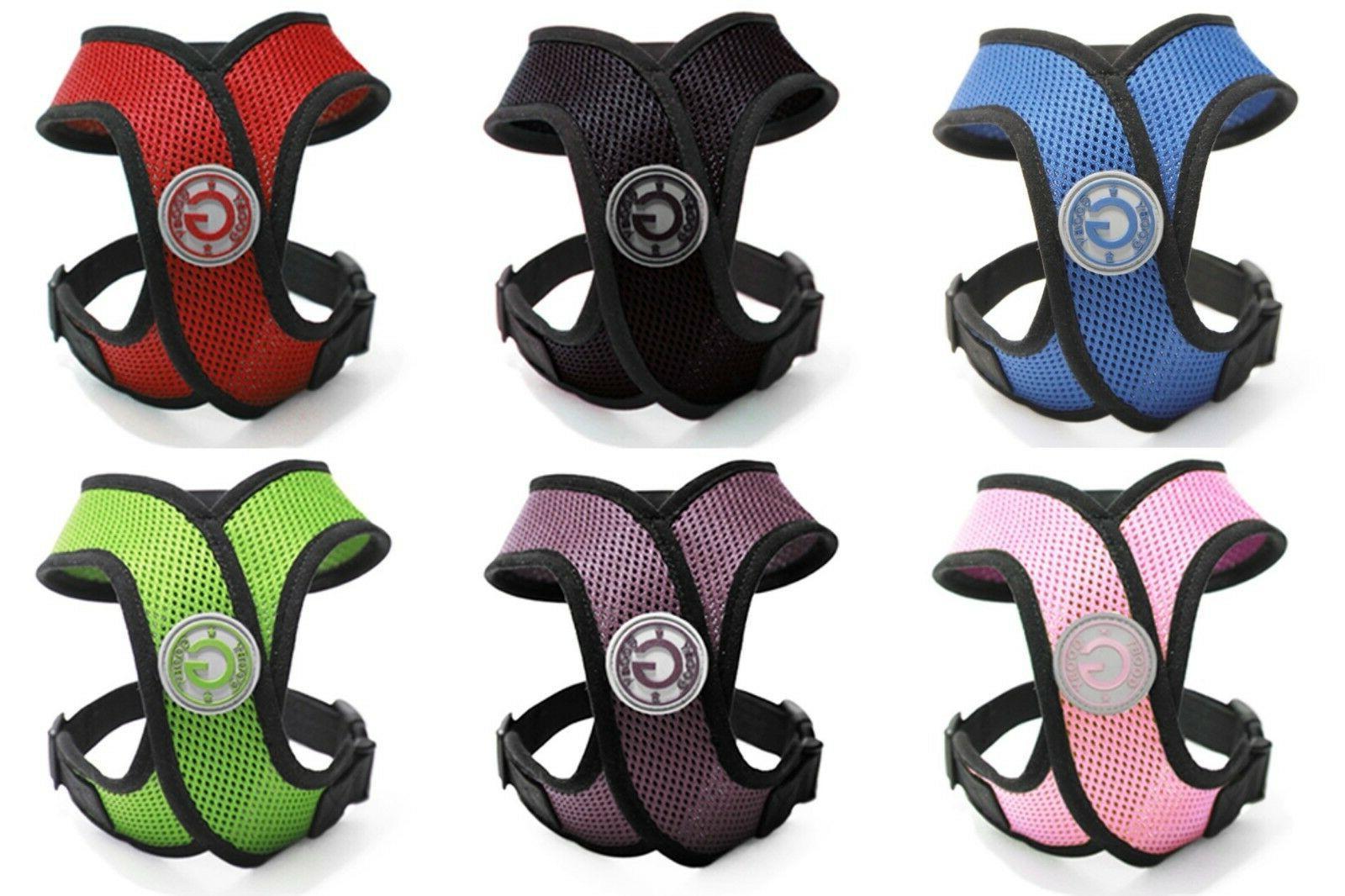 comfort x small breed dog harness choke