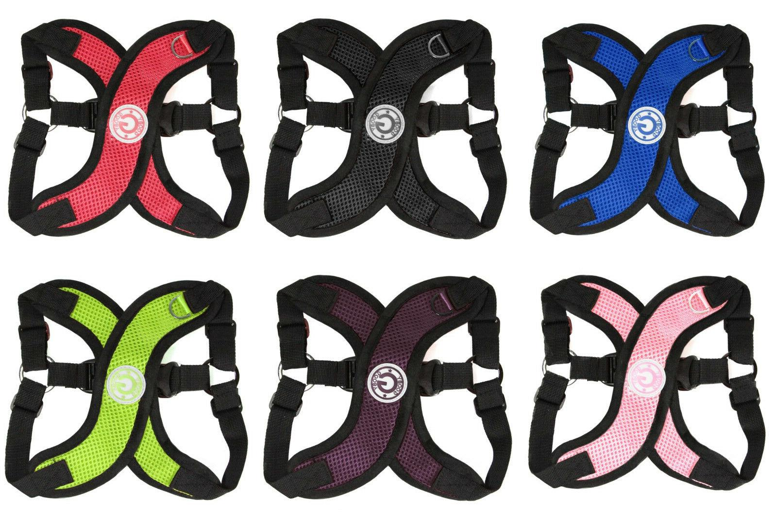 comfort x step in dog harness small