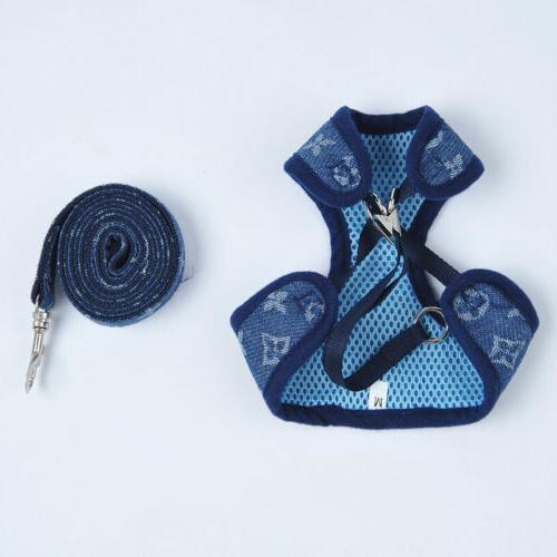 Cowboy Breathable Vest Harness Set