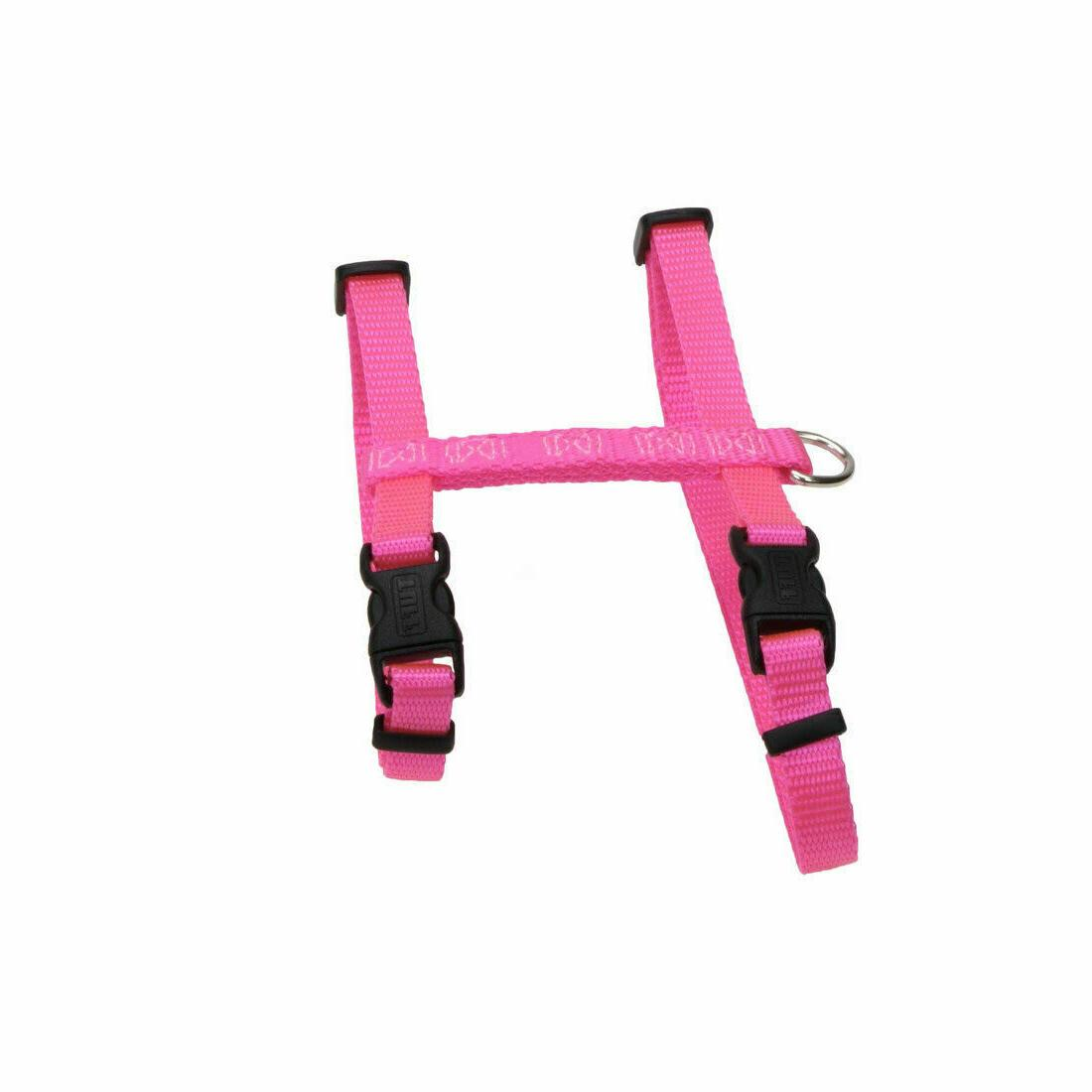 "Coastal Pet Adjustable Figure H Cat Harness PINK, 11""-18"" -"