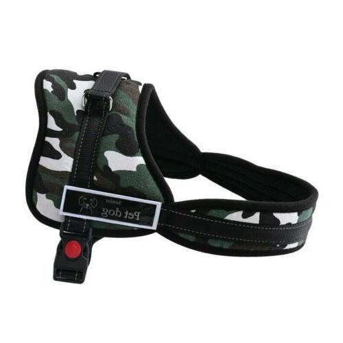 Dog No-Pull Harness Outdoor Reflective Easy