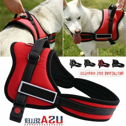 dog harness no pull pet harness vest