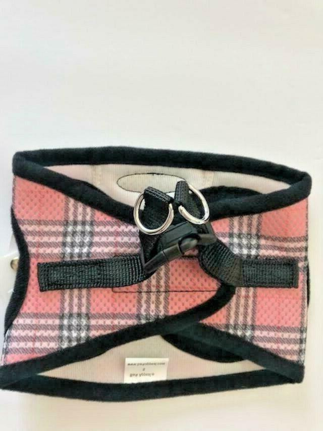 Bark Dog Step Wrap No Pink Checker