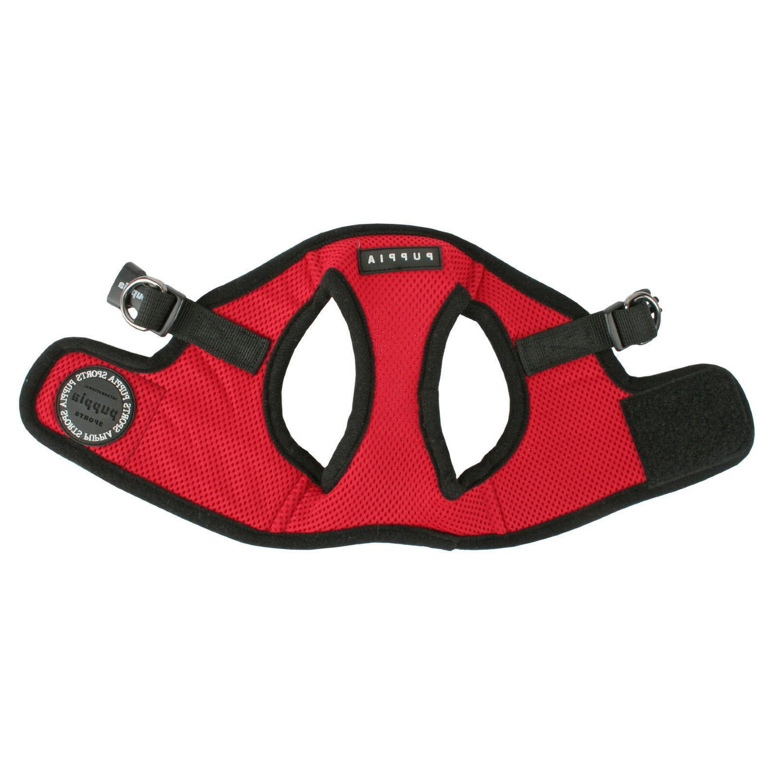 Puppia® Mesh Breathable Dog Harness - S M, L, XL, AH305