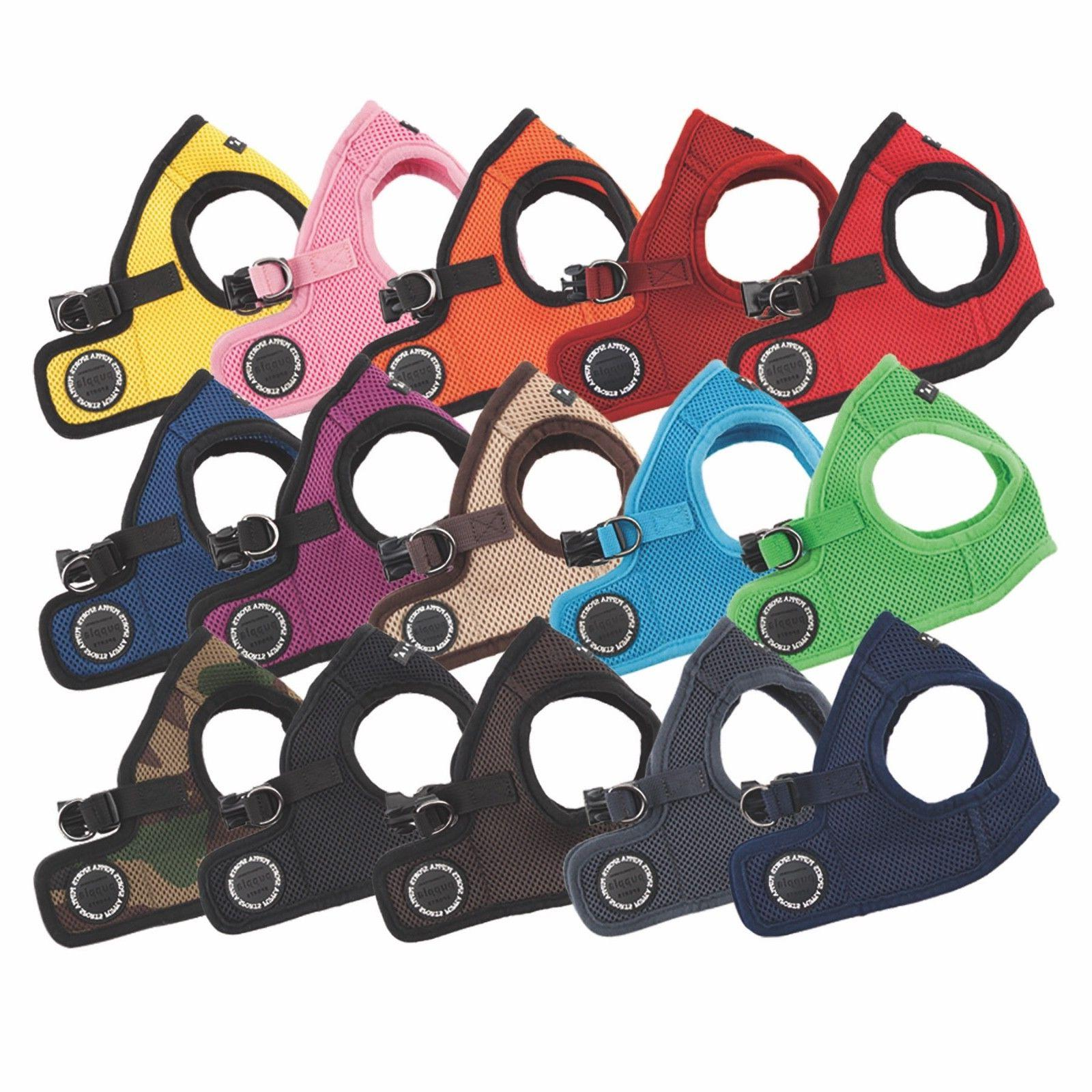 dog harness vest mesh collection 100 percent