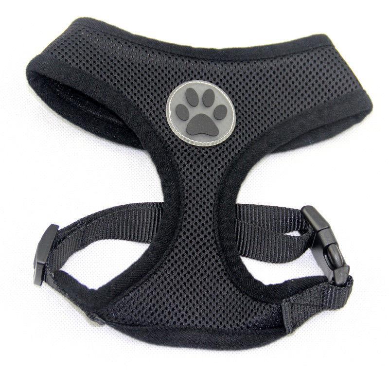 Dog Puppy Harness - - 10 Colors XS, M, L