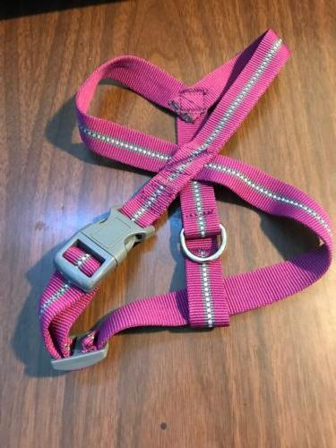 dog strap harness size small pet puppy