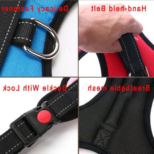 Dog Harness Adjustable No Leash Set Small