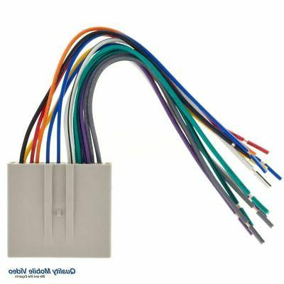New American Fwh692 03-05 Plugs Factory Harness Ford/Lincoln
