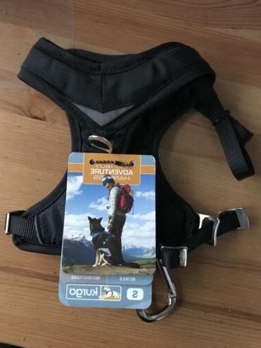 go tech adventure dog harness size sm