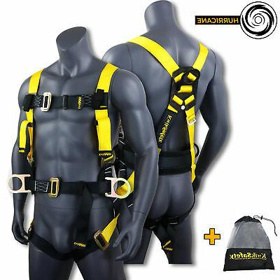 hurricane 3d fall protection safety