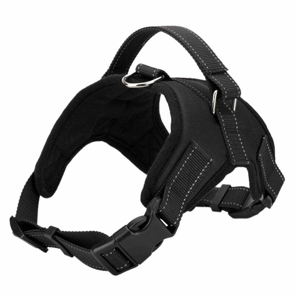 Large Dog Pet Puppy Harness Vest Dogs Collar