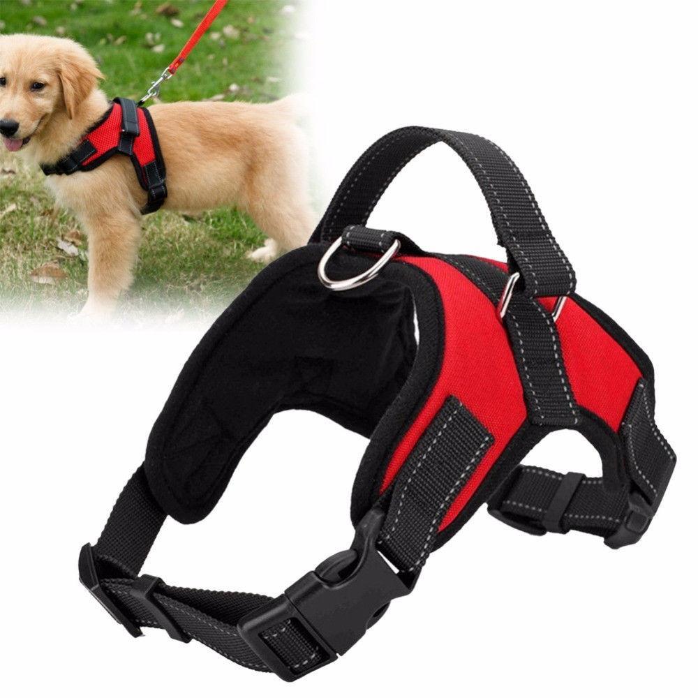 Large Puppy Vest Soft Collar