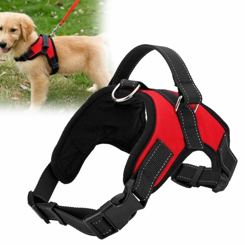 large dog pet puppy harness small medium