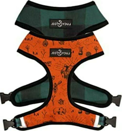 lucy and co reversible dog harness walking