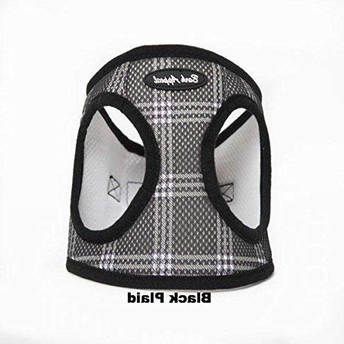 mesh ez wrap harness black