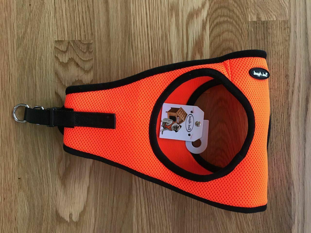 mesh ez wrap harness xl blaze orange