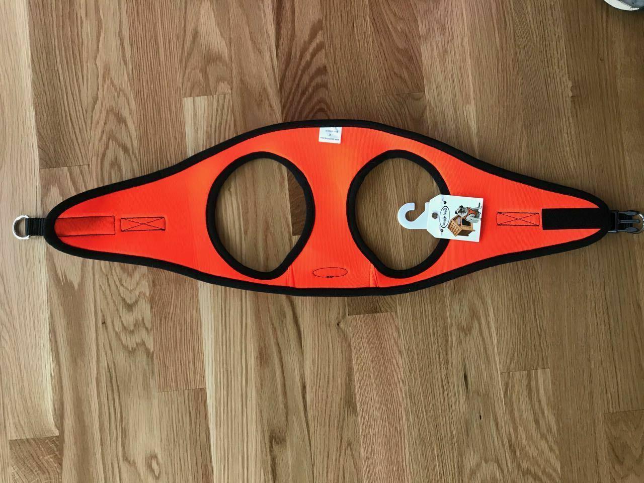 Bark EZ Harness Blaze Orange