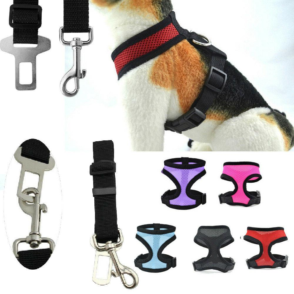 mesh harness pet control for dog