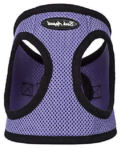 mesh harness lavender