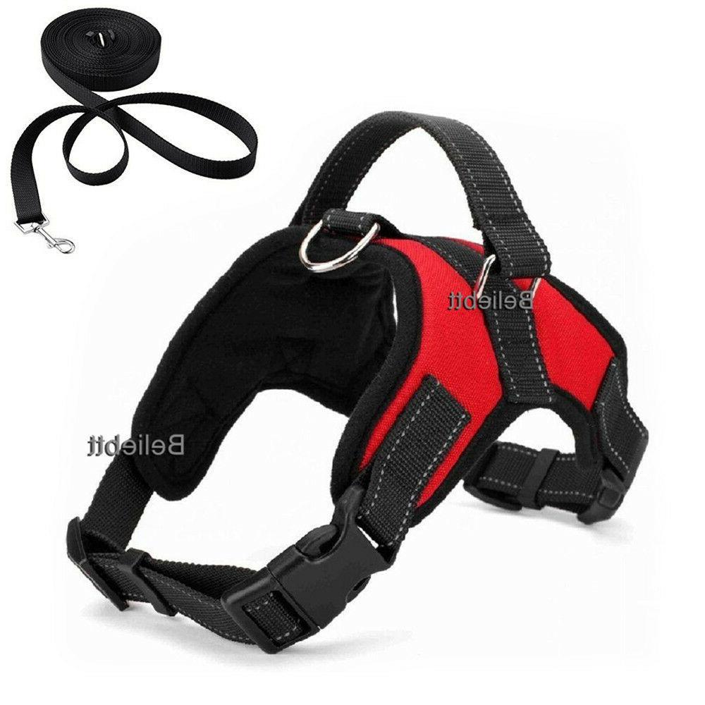 Dog Vest Collar No Adjustable for
