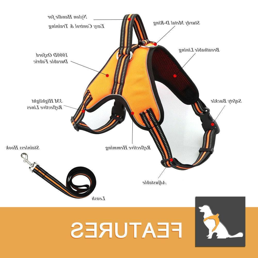 Pawspace Pet Premium Harness Vest & Walking
