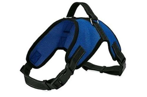 Copatchy No Pull Adjustable Harness with Handle