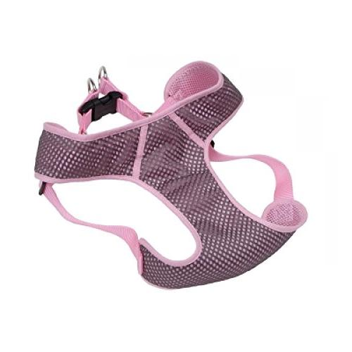 personalized wrap mesh dog harness