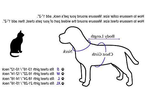 OxGord for Dog Easy Soft Walking Collar - Vest -