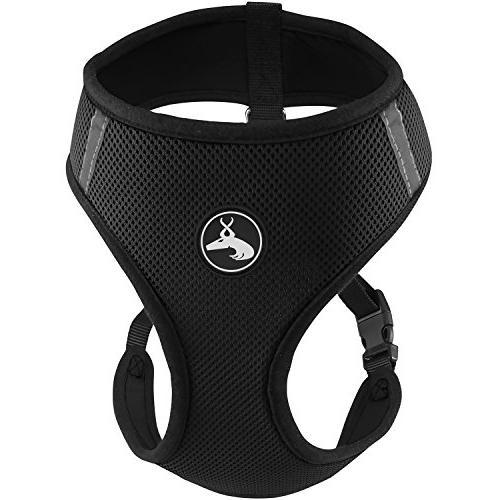 OxGord Control Easy Soft Walking Collar - Vehicle Vest -