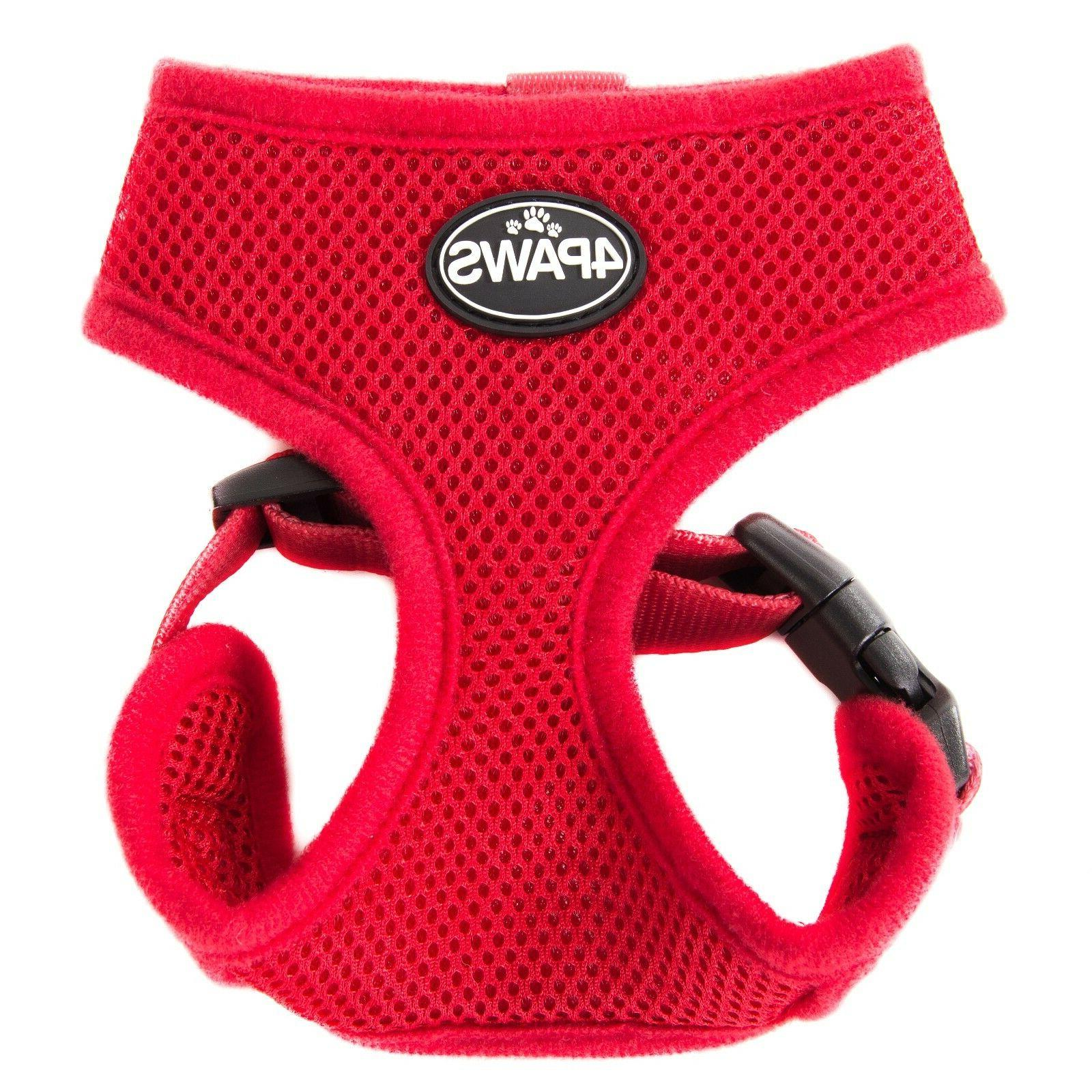 Pet Control for Dog Mesh Walk Collar Safety Strap Vest