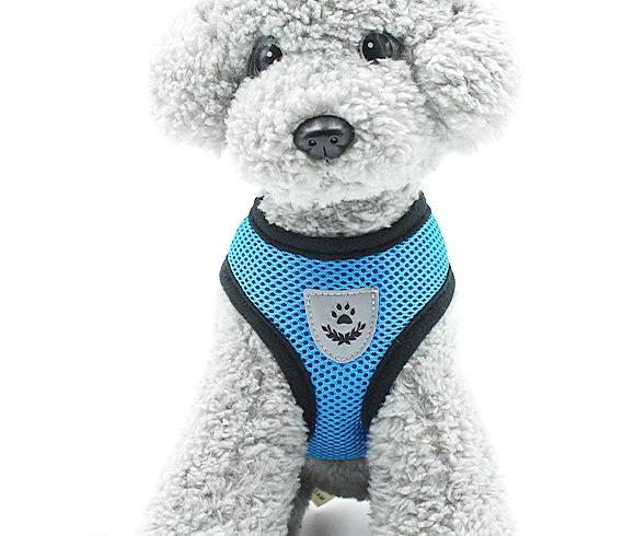 Harness Soft DOUBLE Walk Collar Vest XS