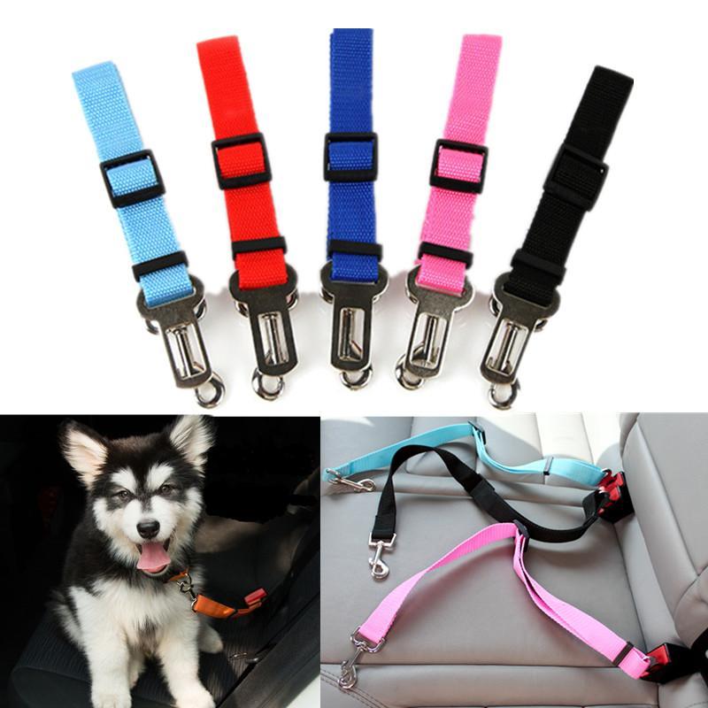 Pet Dog Seat Seatbelt Small Clip Pet Color