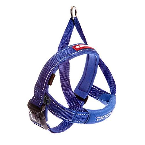 quick fit adjustable pull dog