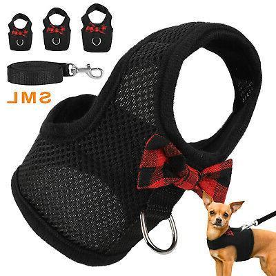 rabbit harness and leash set hamster cat