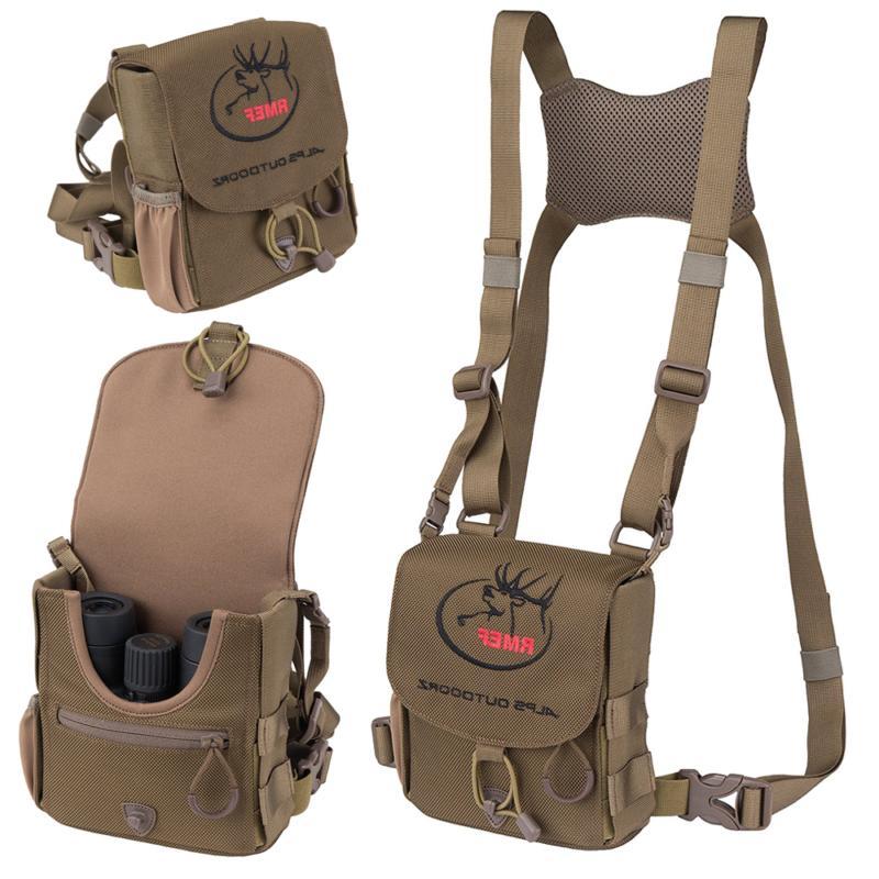 rmef ridge stalker harness binocular