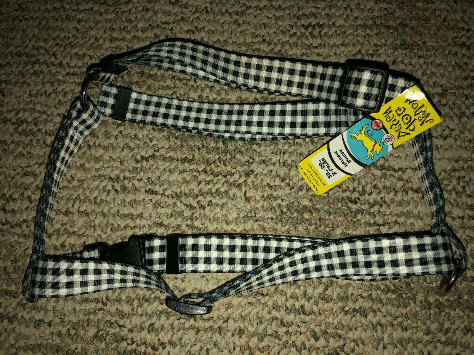 roman harness xl 28 36 black